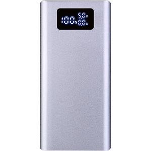 Baterie externa JOYROOM D-M193, 20000mAh, 2xUSB, Type C, aluminiu, gri