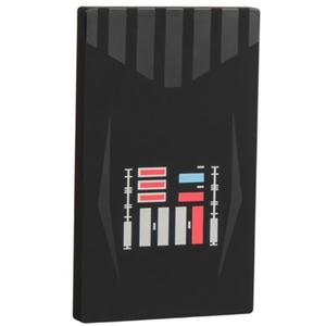 Baterie externa TRIBE Darth Vader PBD20701 4000mAh, 1xUSB, negru