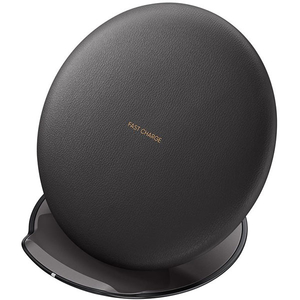Incarcator wireless SAMSUNG EP-PG950TBEGWW, QI, Fast Charge, adaptor priza inclus, negru
