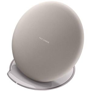 Incarcator wireless SAMSUNG EP-PG950TDEGWW, QI, Fast Charge, adaptor priza inclus, maro