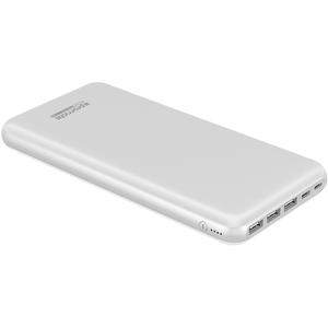 Baterie externa PROMATE proVolta-30, 30000mAh, 4xUSB, alb