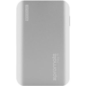 Baterie externa PROMATE Tag-9, 9000mAh, 2xUSB, argintiu