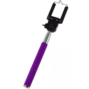 Selfie stick TELLUR TL7-5W Bluetooth, Deep Purple