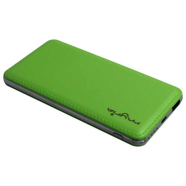 Baterie externa MYRIA MH9-GR, 7000mAh, 1xUSB, verde
