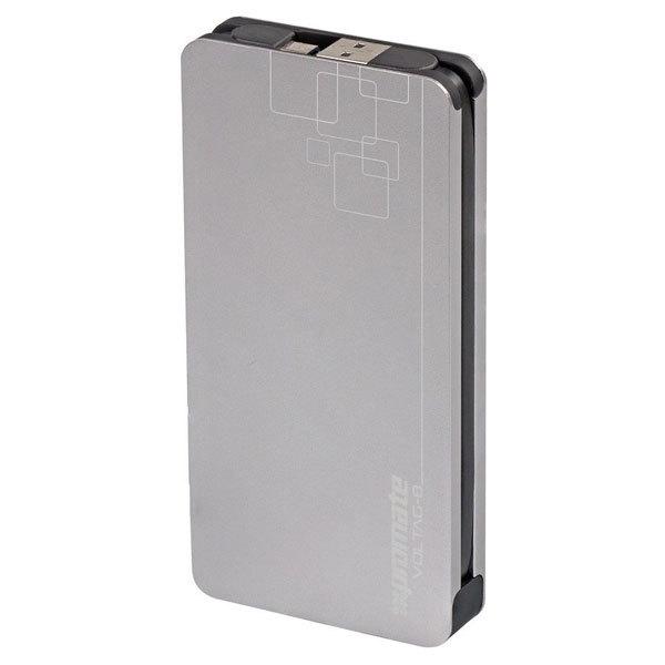 Baterie externa PROMATE volTag-8, 8400mAh, 2xUSB, Grey