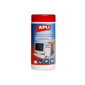 Servetele de curatat APLI AL11301, 100 bucati