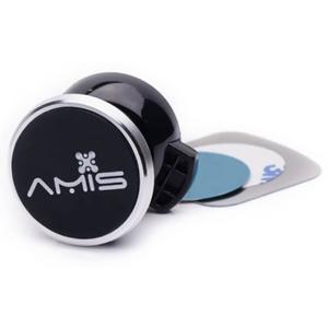 Suport auto universal E-BODA Amis Air CM003, ventilatie, negru