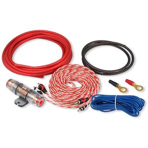 Kit cabluri amplificator auto AURA AMP 0028, 8mm, 5m