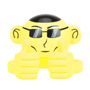Boxa portabila pentru copii PROMATE Ape, Bluetooth, galben