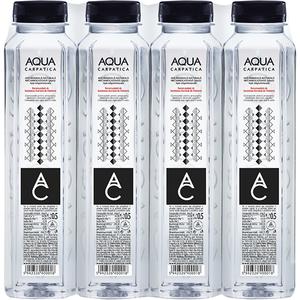 Apa minerala plata AQUA CARPATICA 0.5L, bax, 12 sticle