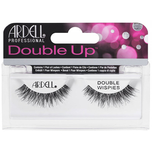 Gene false banda ARDELL Double Up Wispies, Black