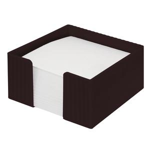 Suport cub hartie FLARO Star, plastic, negru mat
