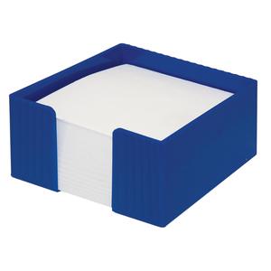 Suport cub hartie FLARO Star, plastic, albastru