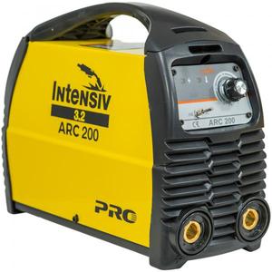Aparat de sudura Invertor INTENSIV Arc 200 VRD, 10-200A, 9.4KVA