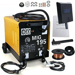 Aparat de sudura tip MIG-MAG INTENSIV MIG 195, 40-180 A, 4.1KW