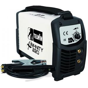 Aparat de sudura Invertor TELWIN Infinity 220, 20-200A, 6KVA