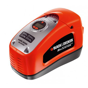 Compresor auto Black&Decker ASI300, 230V, 11 bar