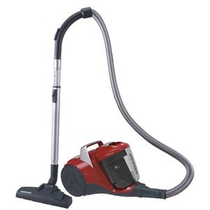 Aspirator fara sac HOOVER Breeze BR11011, 2l, 700W, rosu-negru