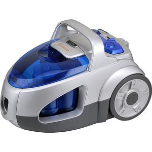 Aspirator fara sac VORTEX VO4502, 2 l, 800 W, gri - albastru