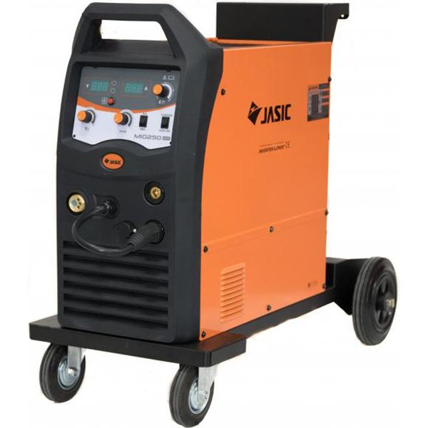 Aparat de sudura tip MIG-MAG JASIC Mig 250 (N292), 30-250/10-220A,12KVA