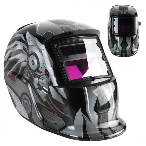 Masca de sudura cu cristale lichide INTENSIV Transformers 9-13