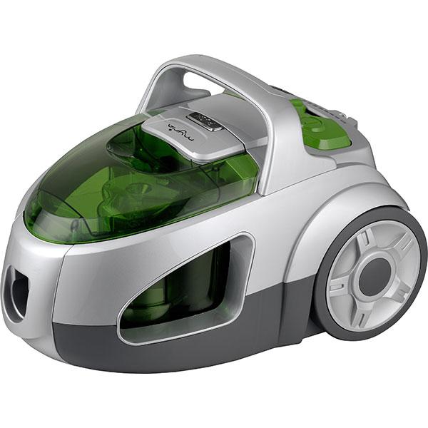 Aspirator fara sac MYRIA MY4521, 2 l, 800 W, gri - verde