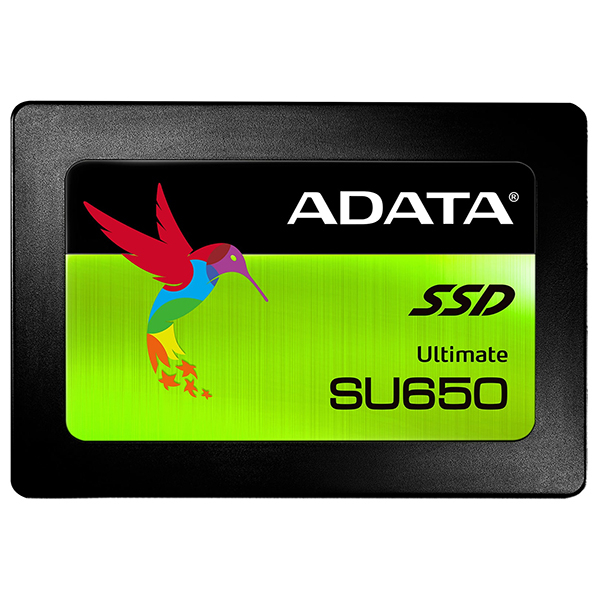 "SSD ADATA SU650, 240GB, 2.5"", SATA3, ASU650SS-240GT-C"
