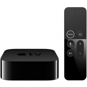 Receptor media digital Apple TV 4K MQD22MP/A, 32GB, Wi-Fi, Ethernet, HDMI, negru