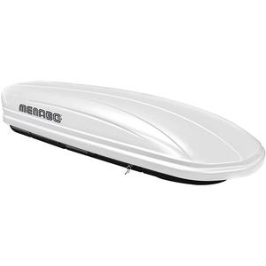 Cutie portbagaj MENABO Mania 460 White, 460l, alb