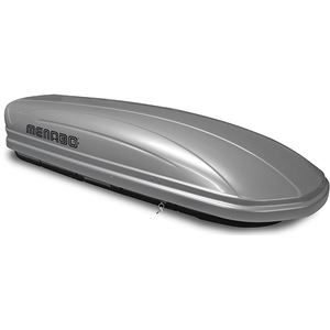 Cutie portbagaj MENABO Mania 460 Silver, 460l, gri