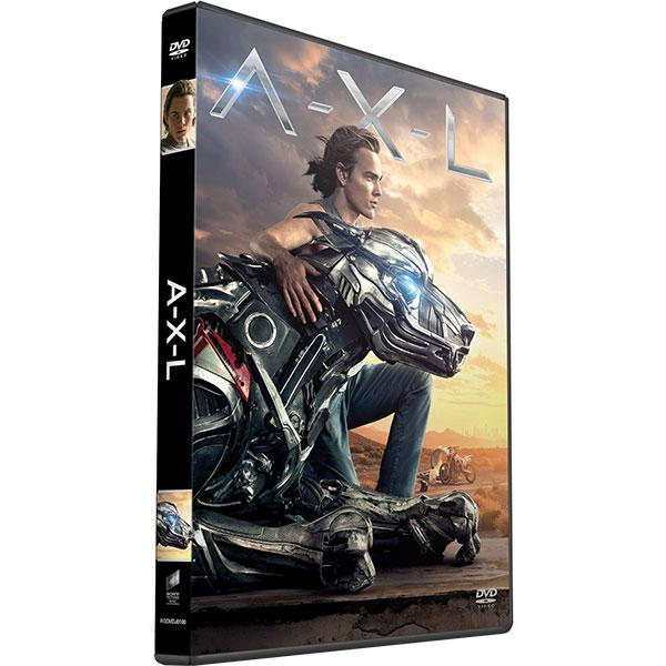 A-X-L DVD
