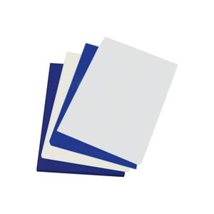 Coperta indosariere A-SERIES, A4, 250 g/mp, lucios, 100 bucati, alb