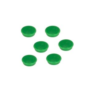 Magneti A-SERIES, 32 mm, 10 bucati, verde