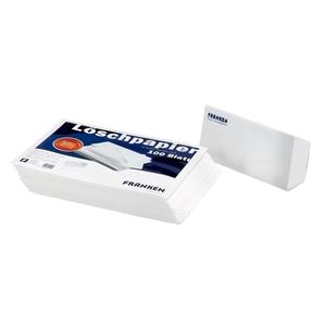 Rezerve burete magnetic FRANKEN, alb