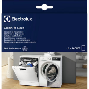 Agent de decalcifiere si degresare ELECTROLUX E6WMDW06 Clean and Care