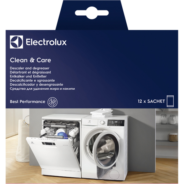Agent de decalcifiere si degresare ELECTROLUX E6WMDW12 Clean and Care