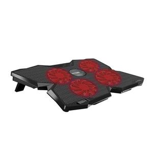 "Suport laptop PROMATE AIRBASE-3, 17"", negru"