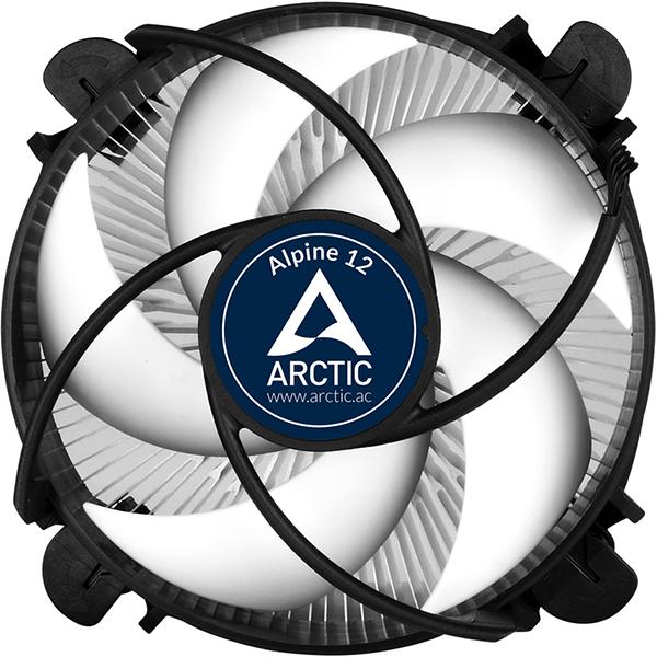 Cooler procesor ARCTIC Alpine 12, 92mm, 4pin