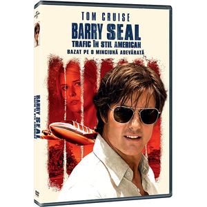 Barry Seal: Trafic in stil American DVD