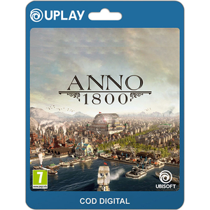 Anno 1800 PC (licenta electronica Uplay)