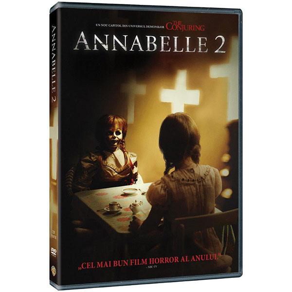 Annabelle: Creation DVD