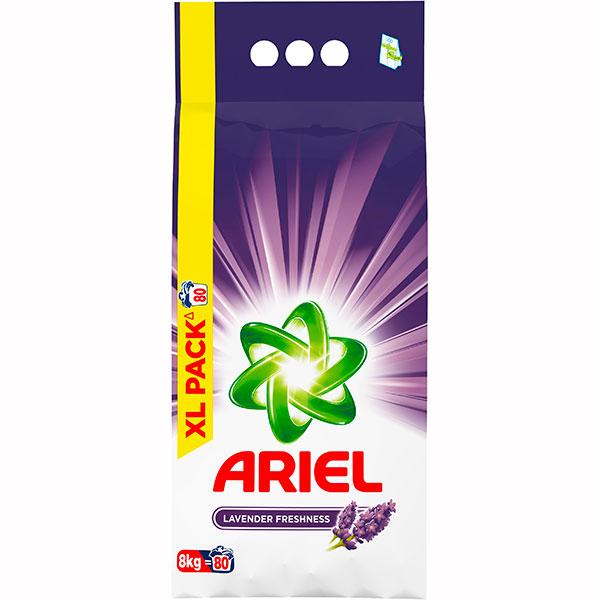 Detergent automat ARIEL Lavender, 8kg