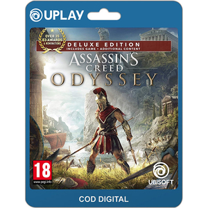 Assassin's Creed Odyssey Deluxe Edition PC (licenta electronica Uplay)