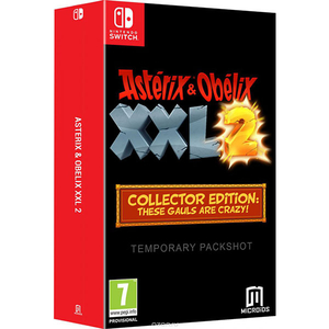 Asterix & Obelix XXL 2: Mission: Las Vegum Collector's Edition - Nintendo Switch