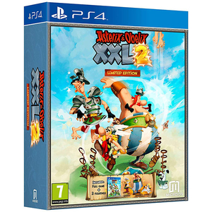 Asterix & Obelix XXL 2: Mission: Las Vegum Limited Edition PS4
