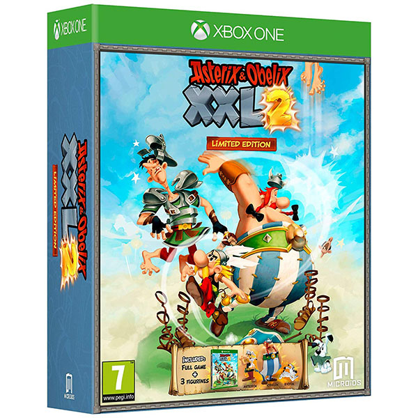 Asterix & Obelix XXL 2: Mission: Las Vegum Limited Edition Xbox One