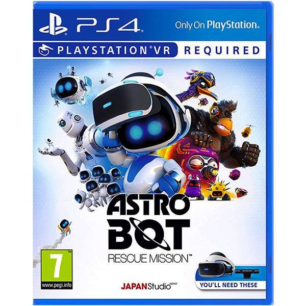 Astro Bot Rescue Mission PS4 / PSVR