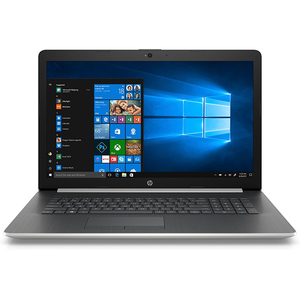 Laptop HP 17-ca0006nq, AMD Ryzen 3 2200U pana la 3.4GHz, 17.3 Full HD, 8GB, HDD 1TB + SSD 128GB, AMD Radeon Vega 3, Windows 10 Home