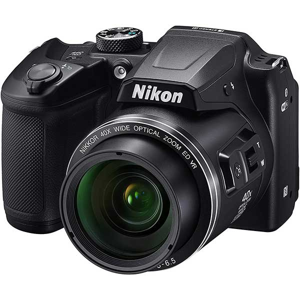 Camera foto digitala NIKON Coolpix B500, 16 MP, Wi-Fi, negru