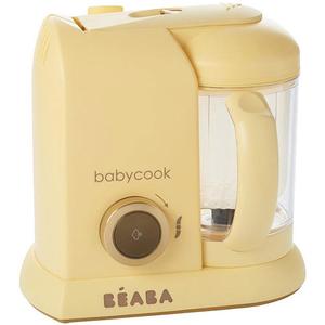 Robot de bucatarie BEABA Babycook Macaron, 1100ml, crem